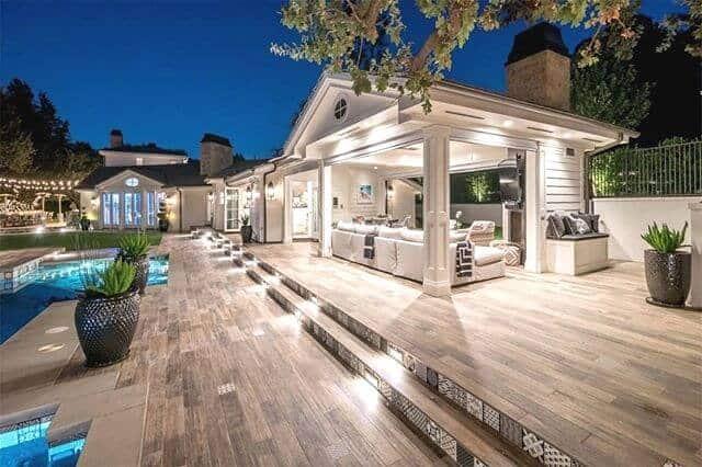 Exclusive Estate in Hidden Hills, California