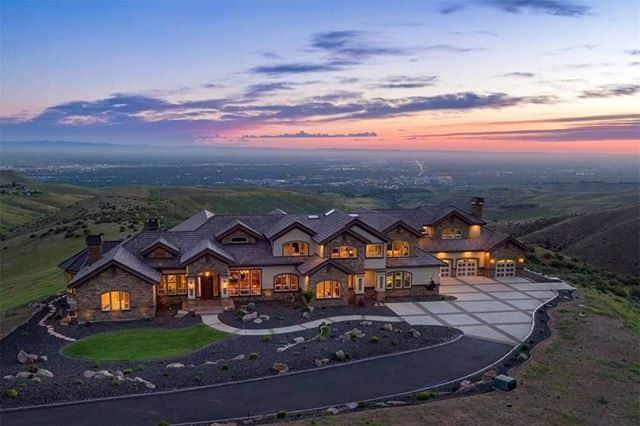 Grand Sprawling Residence in Boise, Idaho