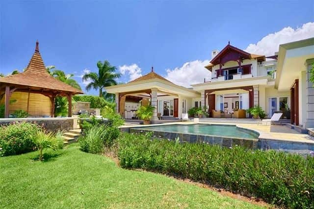 Tropical Villa in Bel Ombre, Savanne, Mauritius