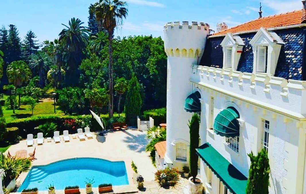 About Magnificent castle near the beaches, Cannes, Provence-Alpes-Cote D'Azur