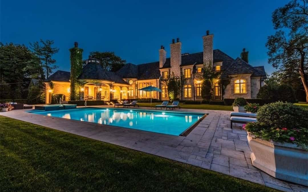 Hinsdale's Most Prestigious Estate