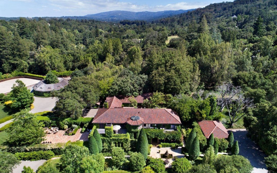 Stunning Woodside Estate