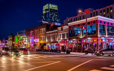 Whereabouts in Nashville: Growth, Change, and a City on the Move